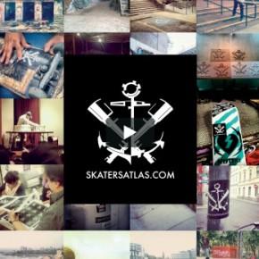 Skaters Atlas『ALL AROUND THE WORLD』