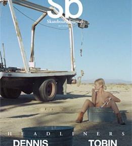 sb skateboard journalにてコラムが掲載されました。